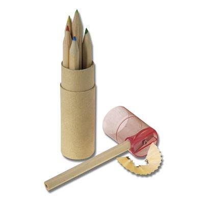 Tube crayons Duo Small