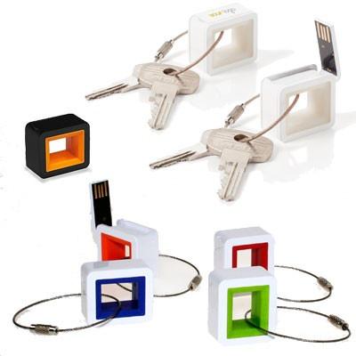 Clé USB Carré