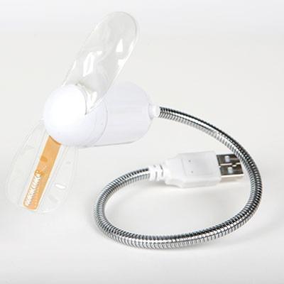 Ventilateur USB Message