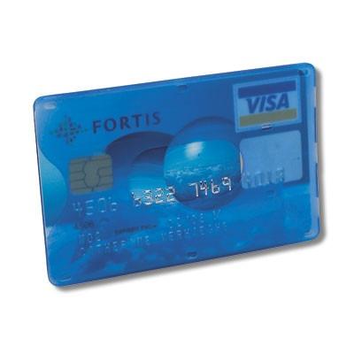 Porte-cartes de crédit Frosty