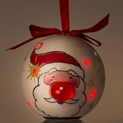 Boule de Noël X-led