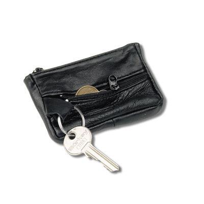 Porte-monnaie/porte-clés Double