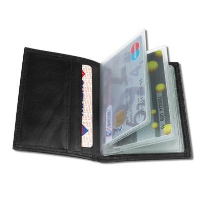 Porte-cartes de crédit De Luxe