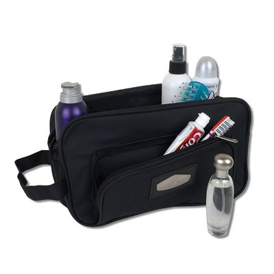 Trousse de toilette Black Travel