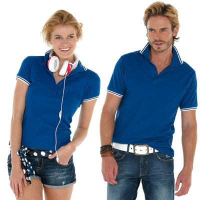 Polo Erie Tipping 180 g/m²
