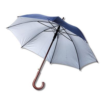 Parapluie Diana Silver