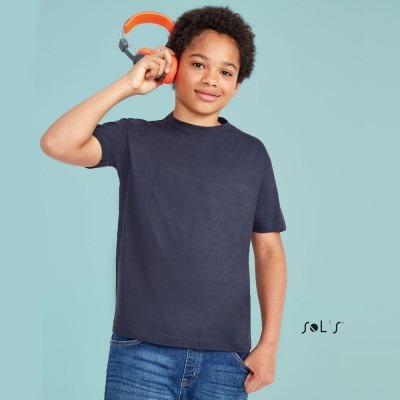 T-shirt enfant Regent 150 g/m²