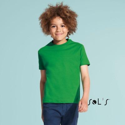T-shirt enfant Impérial 190 g/m²