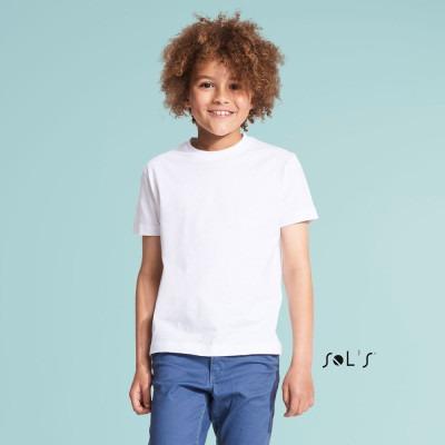 T-shirt enfant Organic 160 g/m²