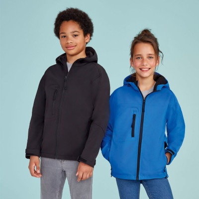 Blouson softshell enfant Replay 340 g/m²