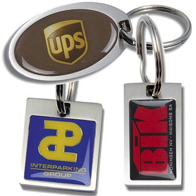 Porte-clés Doma carré