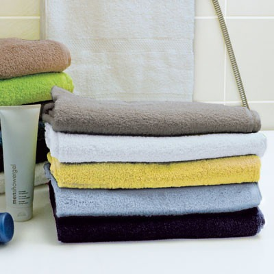 Serviette éponge Drycomfort - 70x140 cm 380 g/m²