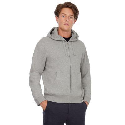 Sweat Hooded full zip 280 g/m²